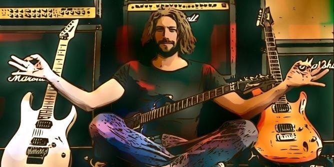 La chitarra Rock per tutti - Intervista al musicista Davide Seravalle