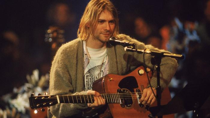 Ricordando Kurt Cobain