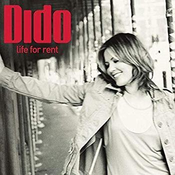Copertina album Life for rent di Dido