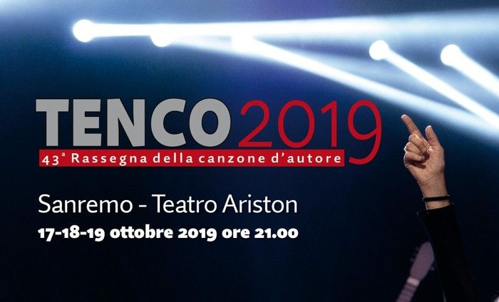 Premio Tenco 2019, la rassegna della canzone d'autore