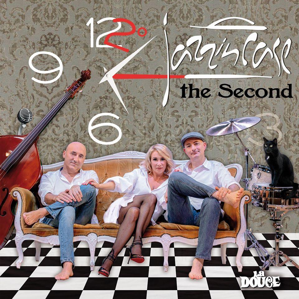 Jazzincase, è uscito il 22 novembre 2019 il loro album ''The second''
