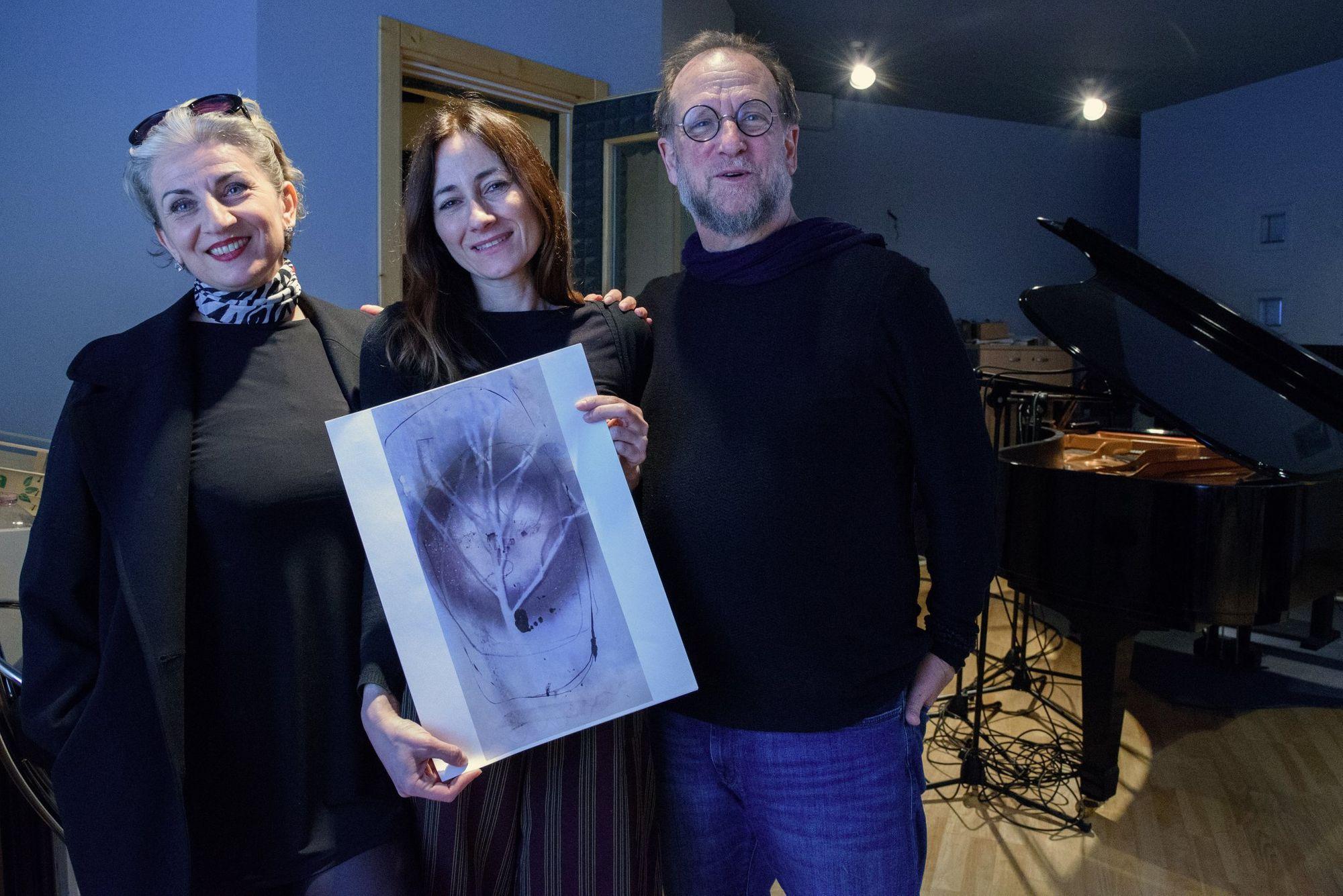 Dream Notes (Appunti Onirici), il nuovo album di Pat Battstone e Giorgia Santoro