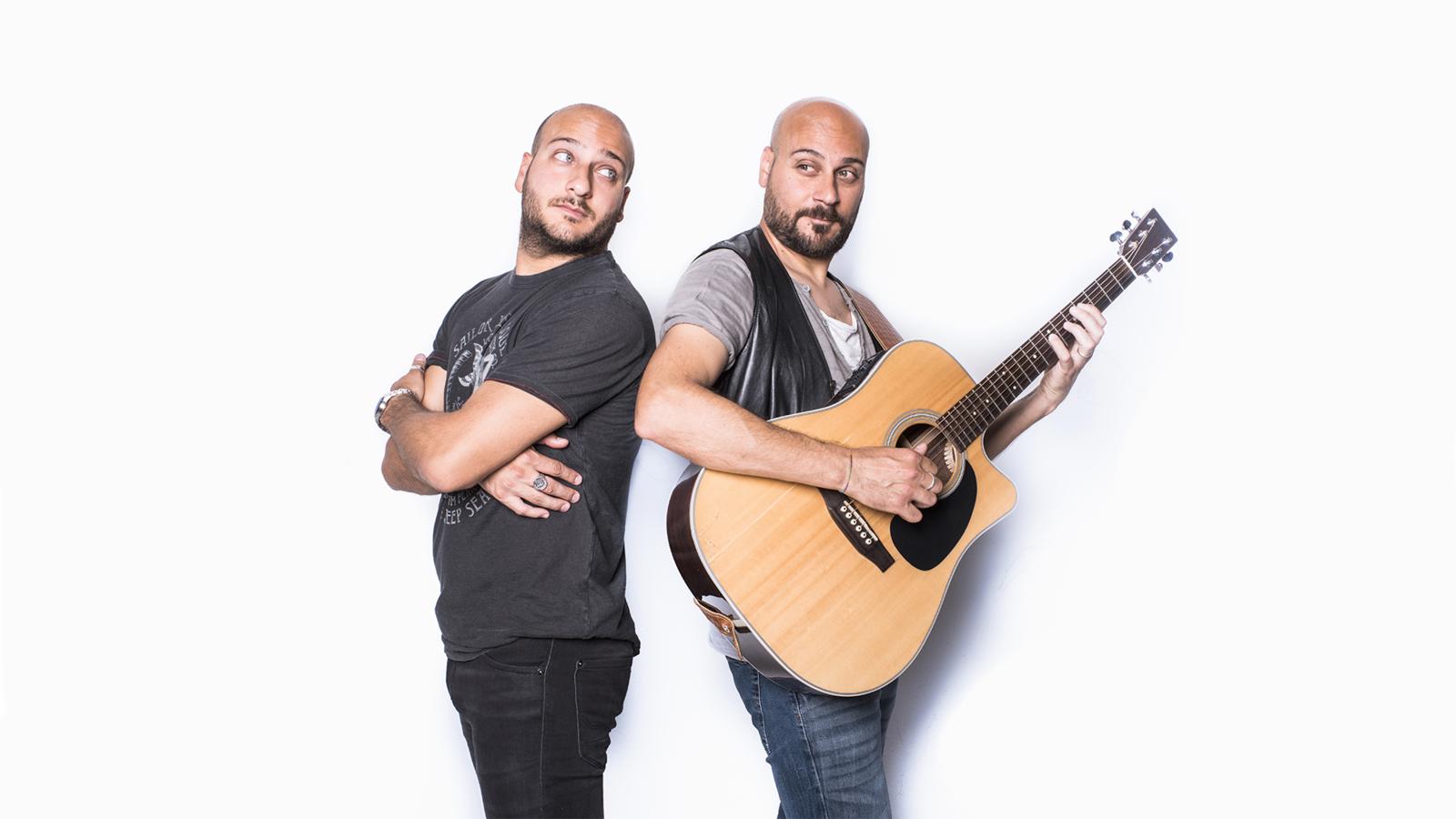 Un'emozione dobbiamo subito trasformarla in canzone - Intervista al duo Taverna Umberto I