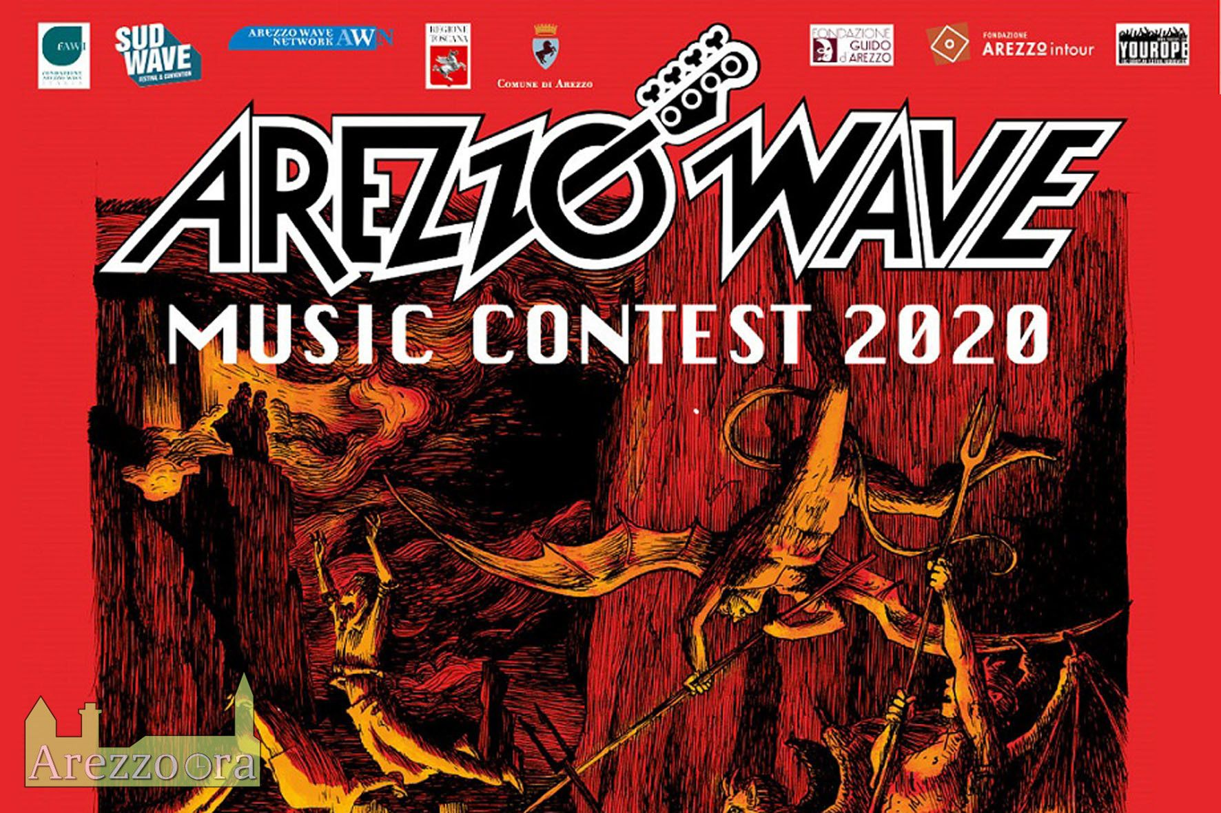 Arezzo Wave Music Contest 2020