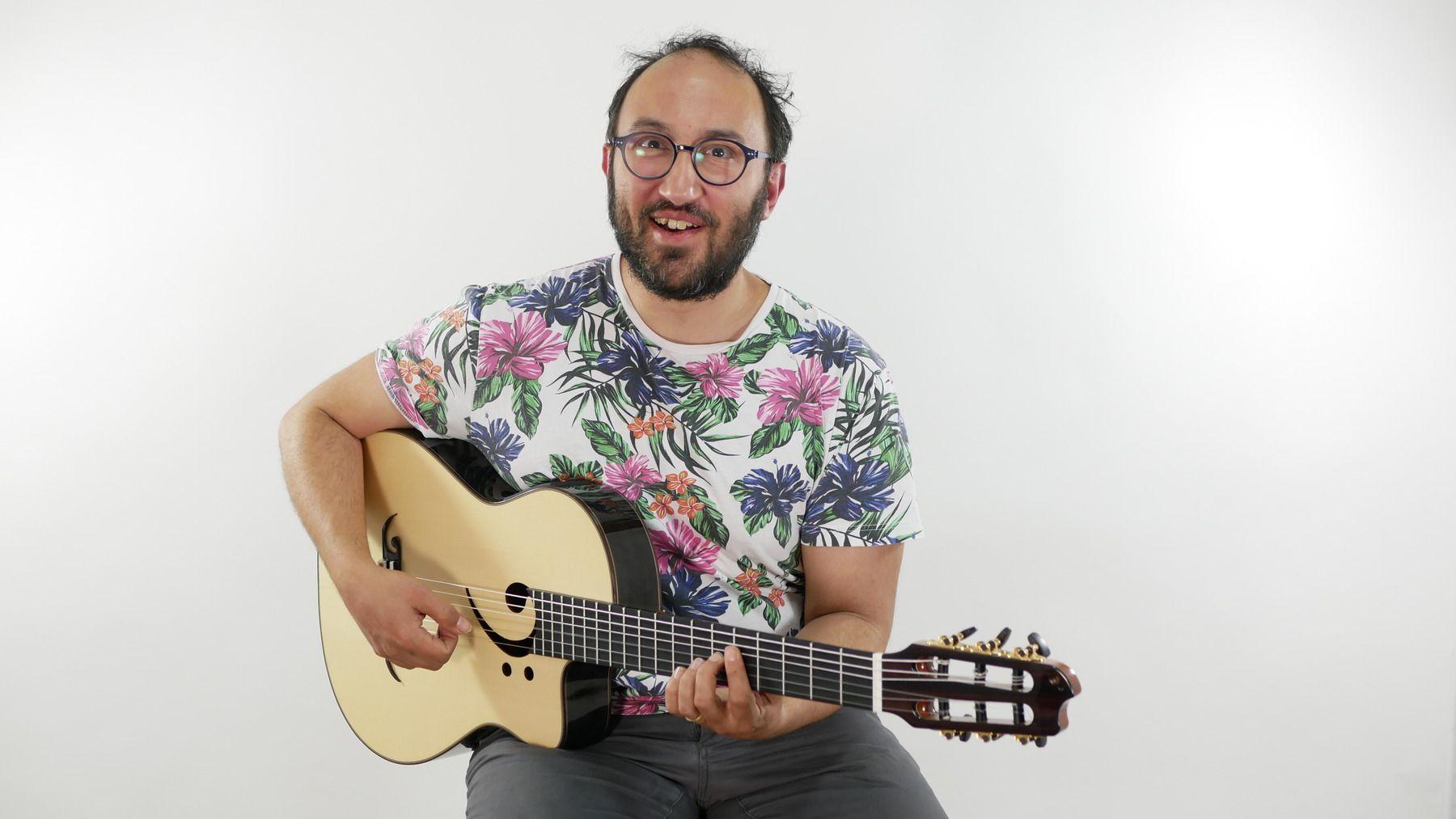 Baritune, il nuovo album del chitarrista e compositore Filippo Cosentino