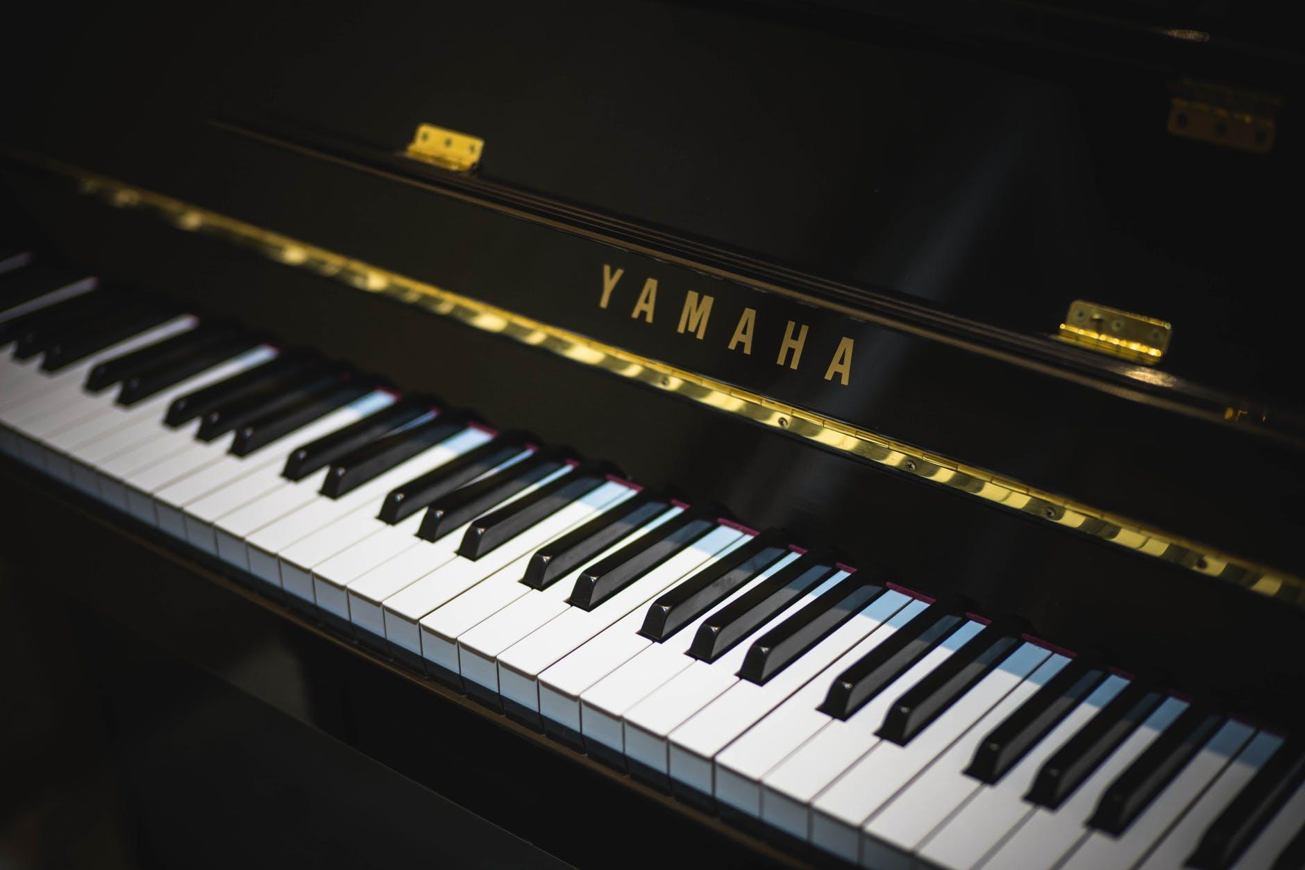 Immagine pianoforte yamaha
