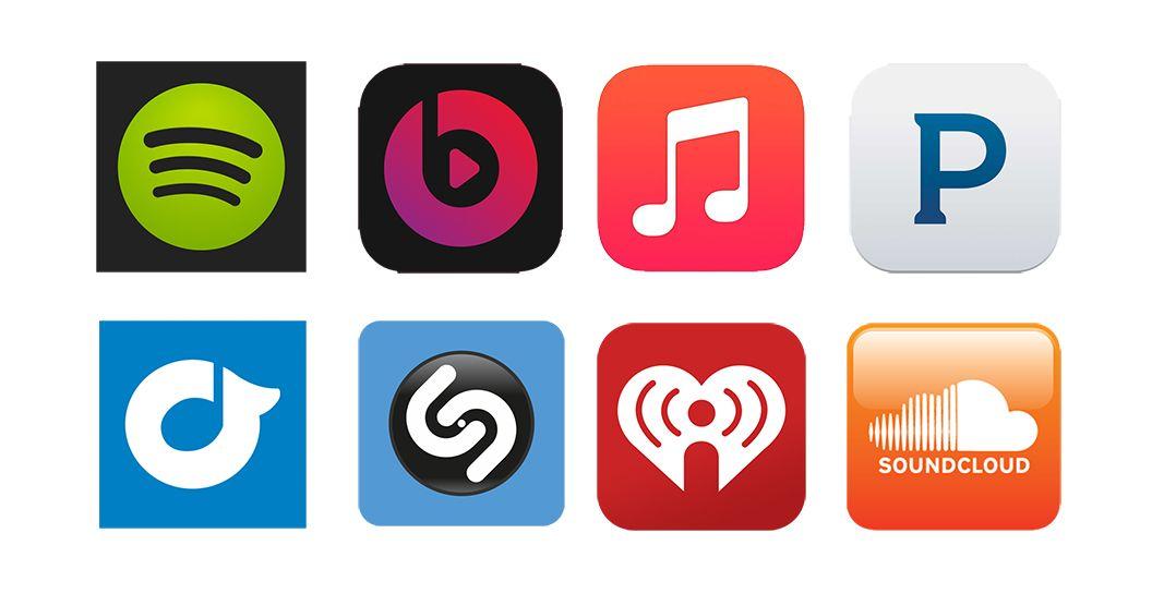 I migliori servizi di streaming musicali per gli artisti