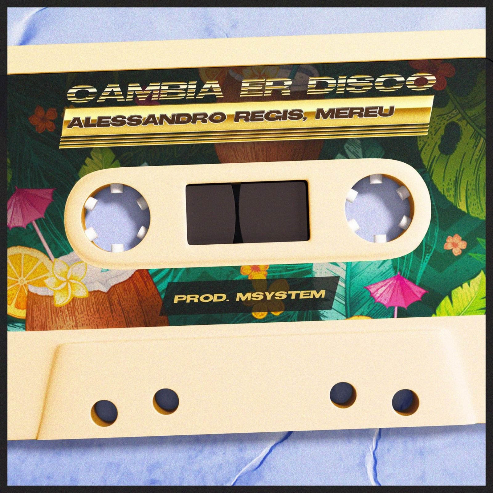 AUDIO CASSETTA CAMBIA ER DISCO