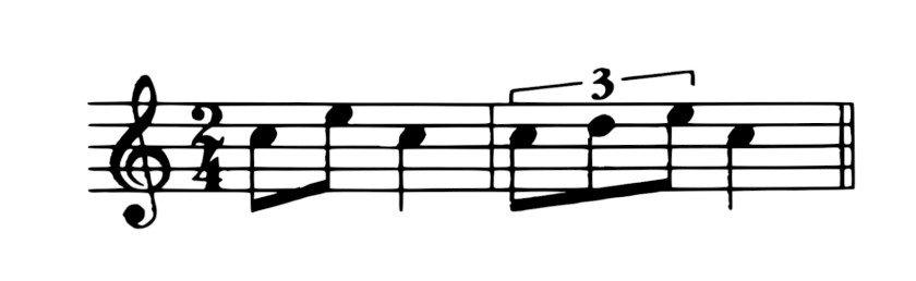 Esempi Terzine